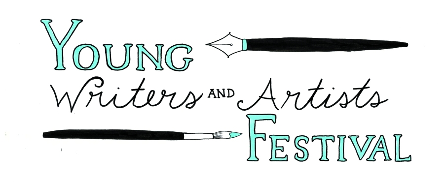 Young Writers and Artists Festival Pen and Paintbrush