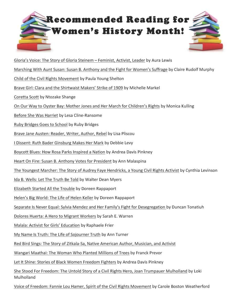 Prime Reading List